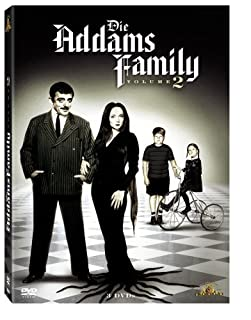 Die Addams Family - Volume 2 [3 DVDs]