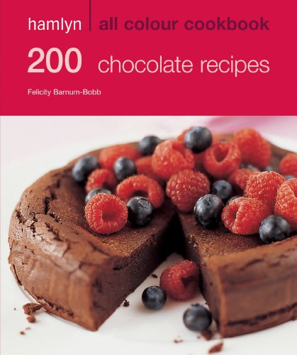 Hamlyn All Colour Cookery: 200 Chocolate Recipes: Hamlyn All Colour Cookbook (English Edition)