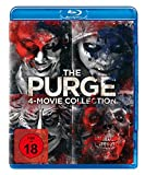 The Purge - 4-Movie-Collection [Blu-ray]