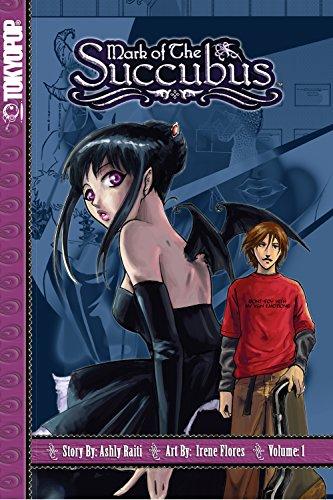 Mark of the Succubus manga volume 1 (English Edition)