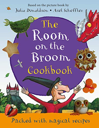 The Room on the Broom Cookbook (Uk Halloween-party In London)