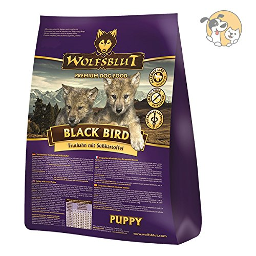 Wolfsblut | Black Bird Puppy | 15 kg - 2