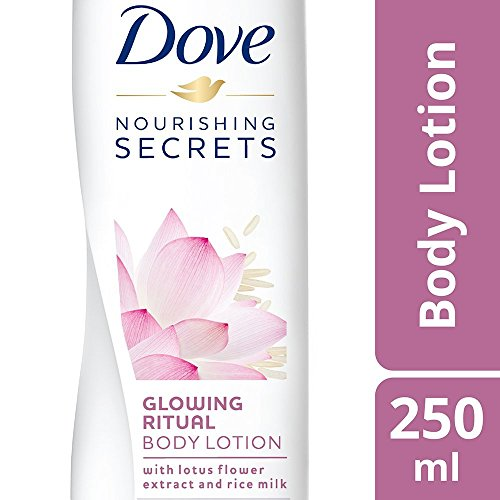 Glamorous Mart - Dove glühendes Ritual Body Lotion - 250ml - Loreal Body Shampoo