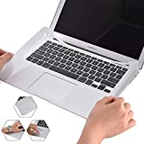 #3: Bangcool Full Protective Palm Rest Cover for MacBook Air 13'' with Touchpad Cover