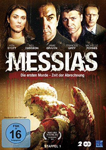 Messias - Staffel 1 - Die ersten Morde + Zeit der Abrechnung [2 DVDs]
