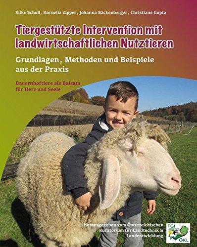 Tiergestützte Intervention mit landwirtschaftlichen Nutztieren