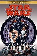 Star Wars Icones 07 - Tag & Binks de Kevin Rubio