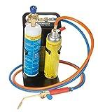 Rothenberger Industrial Autogenschweiß- und Hartlötgerät Roxy Kit Plus, inkl. Gas- und Sauerstoffbehälter