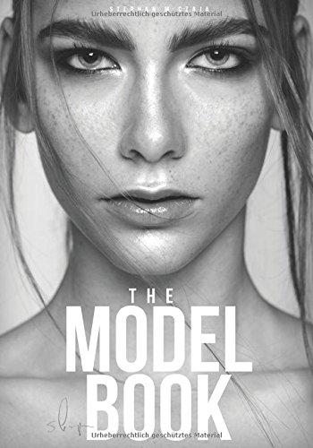 Buchcover: The Model Book: Model werden