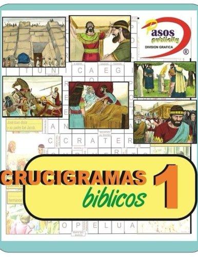 Crucigramas para Todos: Crucigramas Biblicos 1: Volume 1