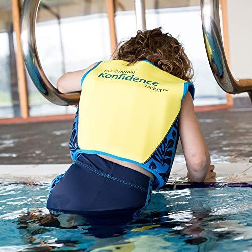 Konfidence Schwimmweste 4J-BB-138 im Test - 7
