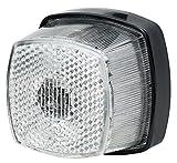 HELLA 9EL 357 012-121 Lichtscheibe VALUEFIT für Einfunktionsleuchten, Signalbeleuchtung
