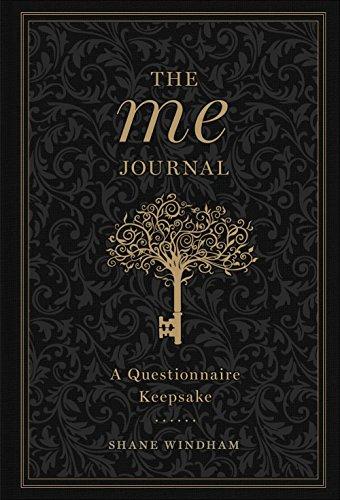 The Me Journal: A Questionnaire Keepsake por Shane Windham