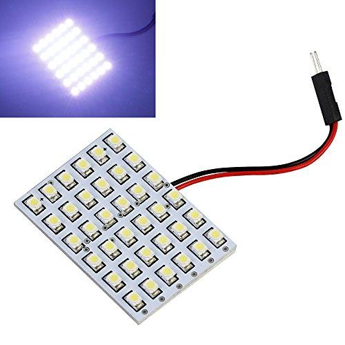 Mihaz bianco 36SMD pannello principale della luce di cortesia auto della lampada di lettura interna DC lampada 12V - 36SMD
