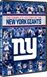New York Giants The Complete History NFL DVD (2 Discs)