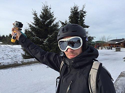 Bobber Ski Snowboard Handstativ Auftriebshilfe Handstativ Schwimm- für Rollei Bullet 3S/4S 5s 50s Stativ Handschlaufe