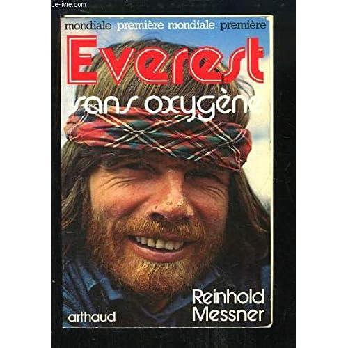 Everest sans oxygène