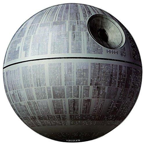 Bluw 13078 - Tabla de cortar, diseño Star Wars, Estrella de la muerte