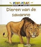 Dieren van de savanne (Clavis informatief)