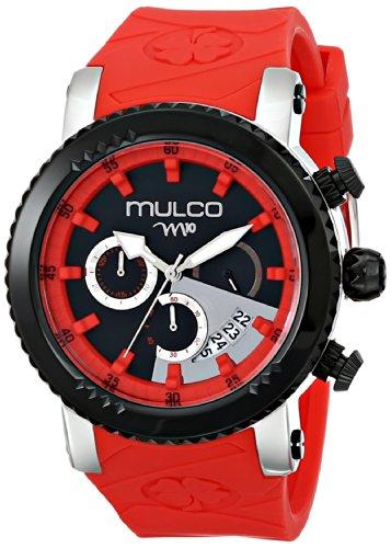 MULCO Unisex MW5-2870-061 Analog Display Japanese Quartz Red Watch