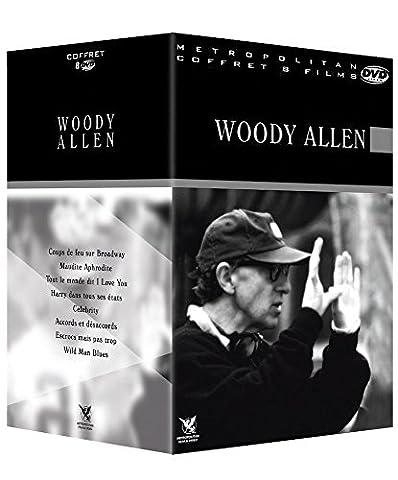 Woody Allen : Accords & désaccords + Celebrity + Coups de feu sur Broadway + Escrocs mais pas trop + Harry dans tous ses états + Maudite Aphrodite + Tout le monde dit I Love You