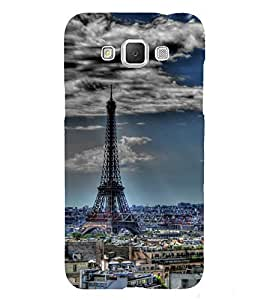 ifasho Designer Back Case Cover for Samsung Galaxy Grand Prime :: Samsung Galaxy Grand Prime Duos :: Samsung Galaxy Grand Prime G530F G530Fz G530Y G530H G530Fz/Ds (Eifel Tower Lima Peru Aizawl)