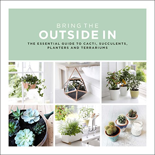 Bring The Outside In: The Essential Guide to Cacti, Succulents, Planters and Terrariums