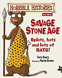 Savage Stone Age (Horrible Histories) by Terry Deary (2014-02-06)