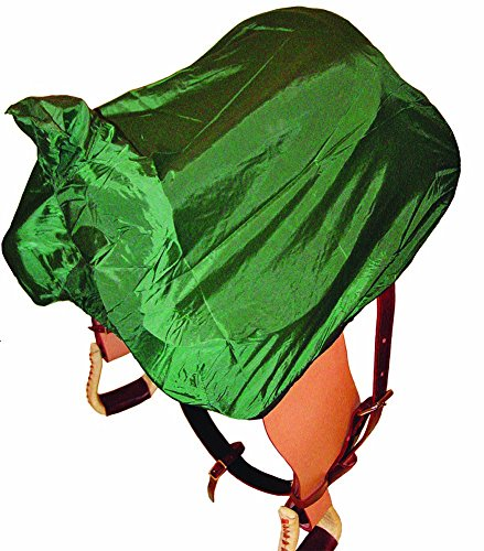 Derby Originals Nylon Westernsattelbezug, Hunter Green - Hunter Green-zubehör