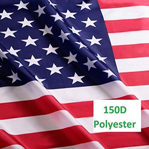 Nicebuty-u.s. us bandiera 0,9x 1,5m in poliestere stampato stelle e strisce occhielli in ottone 150d qualità poliestere bandiera americana indoor/outdoor-molto più spessi e più du