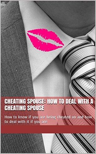 how to handle a cheating spouse