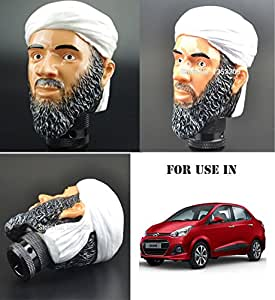 Volga Car Gear Shift Knob Osama Bin Laden Style For Hyundai Xcent
