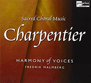 Charpentier - Scared Choral Works