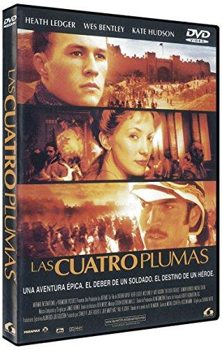 las-cuatro-plumas-dvd