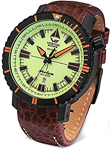 Montre Vostok Europe Mriya an-225 homme NH35/5554234