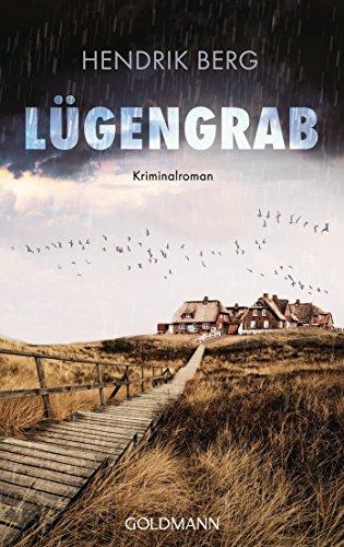 Buchseite und Rezensionen zu 'Lügengrab: Kriminalroman' von Hendrik Berg