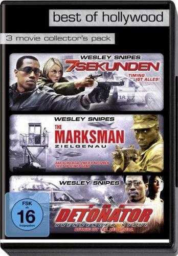 Preisvergleich Produktbild Best of Hollywood - 3 Movie Collector's Pack: 7 Sekunden / ... [3 DVDs]