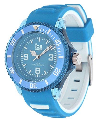 70e0c55f94046 Ice-Watch - ICE aqua Malibu - Montre bleue mixte avec bracelet en silicone -