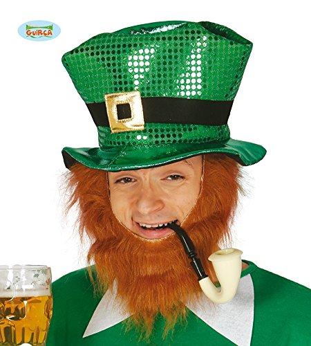 Kobold Kostüme Herren (Fiestas Guirca GUI13381 -  paillettenbesetzter St. Patrick's Day)