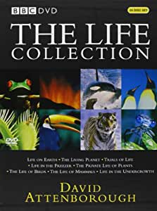 David Attenborough - the Life Collection [24 Disc Box Set] [Import anglais]