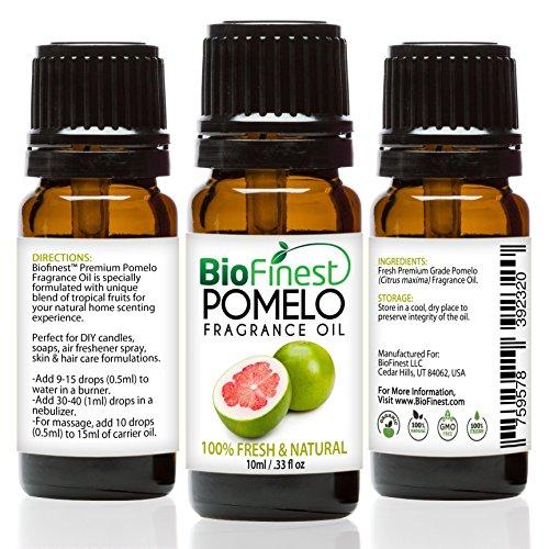 Zitronen-salbei-kerze (biofinest Pomelo Duft Öl–100% Pure & Natural–Fresh Home Duft–Air Refresher–Entspannende Aromatherapie–Haut und Haar Care–GRATIS E-Book)