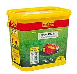 WOLF-Garten - ROBO-Spezial Rasen-Langzeitdünger RO-S 300; 3836030
