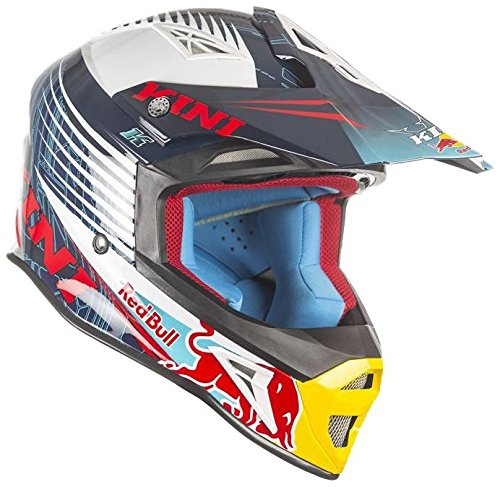 Kini Red Bull Competition Casco da cross