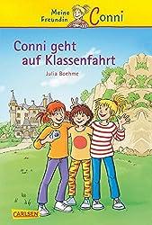 Conni-Erzählbände, Band 3: Conni geht auf Klassenfahrt