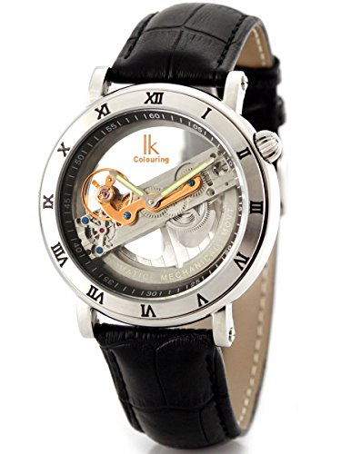 alienwork-ik-orologio-automatico-scheletro-meccanico-resistente-allacqua-5atm-cuoio-argento-nero-983
