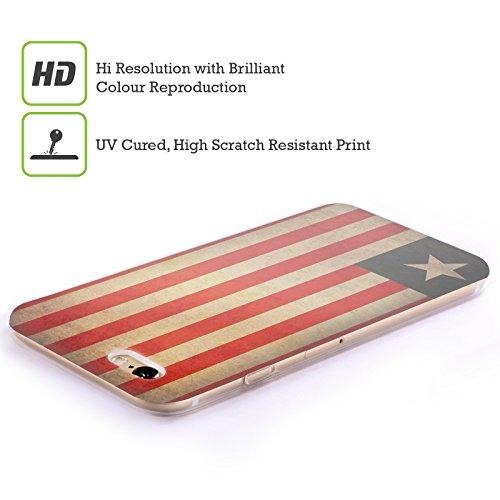 Head Case Designs Arménie Arménien Drapeaux D'époque 4 Étui Coque en Gel molle pour Apple iPhone 5 / 5s Libéria Libérien