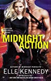 Midnight Action by Elle Kennedy front cover