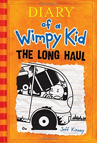 Diary of a Wimpy Kid 09. The Long Haul por Jeff Kinney
