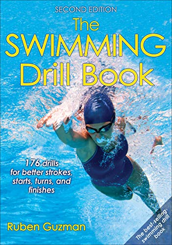 Price comparison product image The Swimming Drill Book 2nd Edition