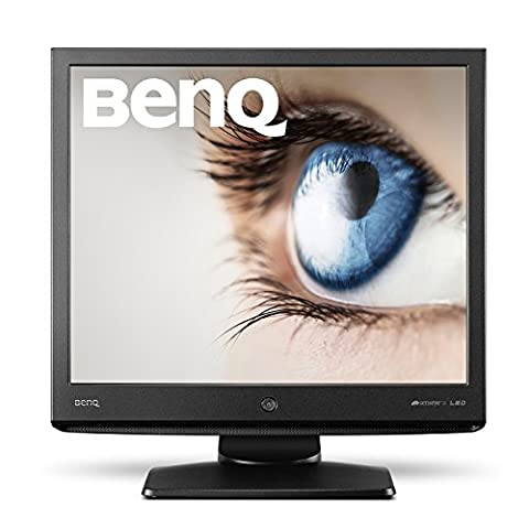 BenQ BL912 48 cm (19 Zoll) LED-Monitor (5:4 SXGA, LED, DVI, VGA, 5ms Reaktionszeit) schwarz